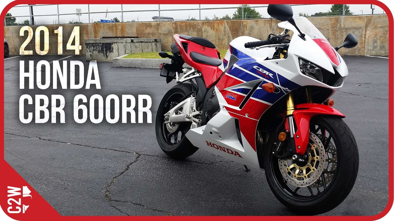 2014 Honda CBR 600RR | First Ride - YouTube