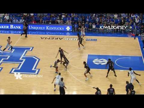 MBB: Kentucky 87, Stephen F. Austin 64