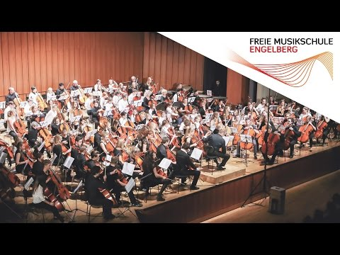 STAR WARS - John Williams // 120 CELLOS // Cello-Orchester Baden-Württemberg