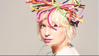 Sia - Angel By The Wings (Lyrics Video)