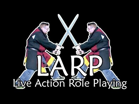 Shad's epic LARP adventure (Live action Role-Playing) and first impressions