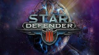 """Звёздный защитник 3 (Star Defender III) - Миссия 8, """"Чёрная дыра"""",  1-18 уровни"""