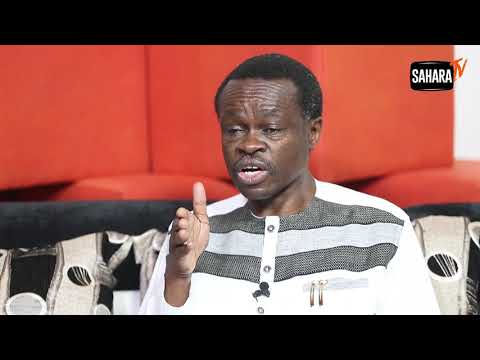 Corruption Has Killed More People Than Civil Wars In Africa -  Prof. PLO Lumumba