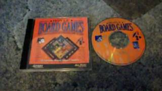 Hoyle Board Games (2000) - Mac - CD
