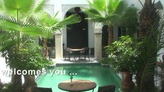 LE RIAD MONCEAU HOTEL - MARRAKECH - MOROCCO (official film - english version)