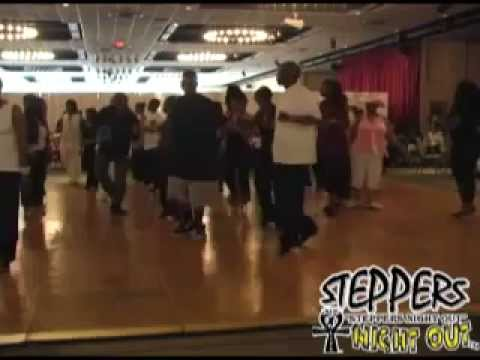 In The Line Of Duty@Steppers Night Out
