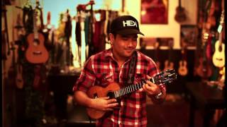 "Kalei Gamiao -""Viva La Vida"" Coldplay- Ukulele Instrumental"