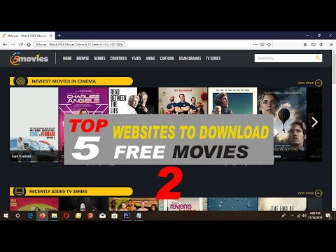 TOP 5 WEBSITES TO DOWNLOAD HD MOVIES FOR FREE PART 2   1080p Blu- ray quality