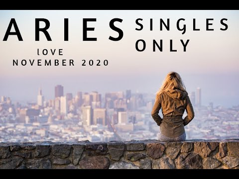 ARIES IT'S PROBABLY YOUR COLLEAGUE FROM WORK | SINGLES ONLY | NOV 2020