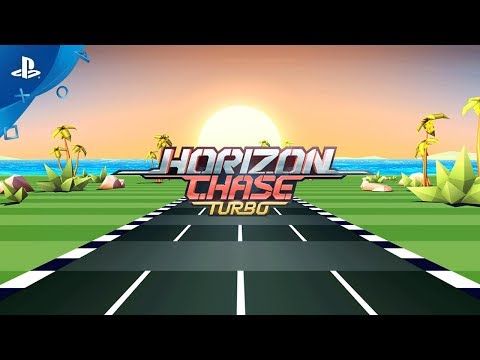 Horizon Chase Turbo - PSX 2017: Teaser Trailer | PS4