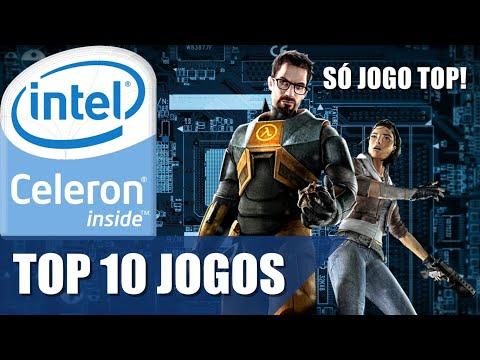 TOP 10 JOGOS QUE RODAM NO INTEL CELERON (2.00ghz)