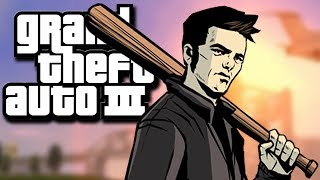 Grand Theft Auto 3 HD playthrough PS4 pt1