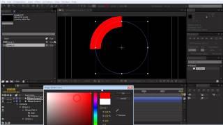 32. Видеоурок по After Effects: Обзор инструментов Shape Layers