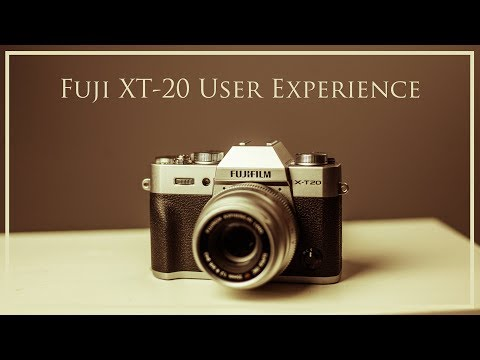 Fuji XT-20 User Experience (FUJIFILM XT20 Review)