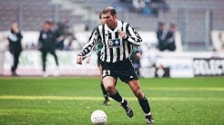 Zinedine Zidane - The Maestro Skills & Goals for Juventus 1996/2001