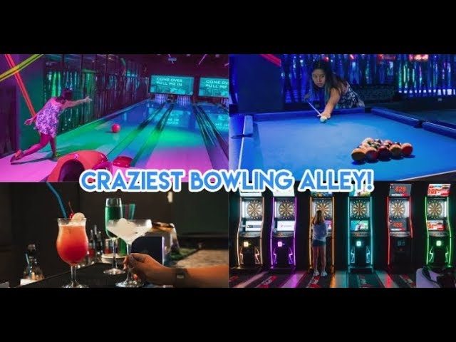 K Bowling Club: Craziest Bowling Club In The World?!