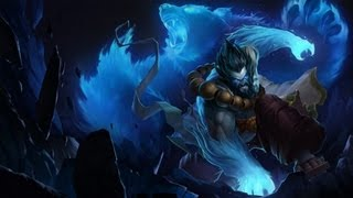 Spirit Guard Udyr - Bear Stance (League of Legends) Udyr Ultimate Skin