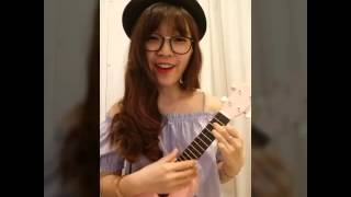 Ukulele cover - Honey