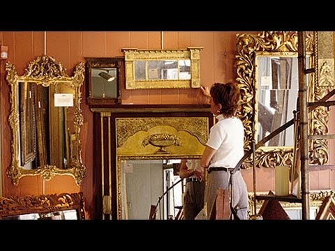 Antiques Roadshow | Decorating with Mirrors