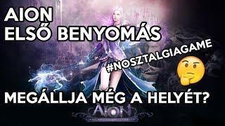 MMORPG Nosztalgia - AION - Jó még ez a játék?!
