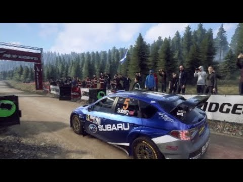 DiRT Rally 2.0 But I'm Actually Fast |