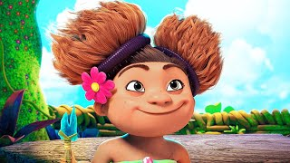 THE CROODS: FAMILY TREE Featurette - \