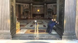 pantheon opening