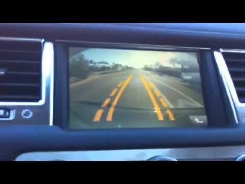2010 range rover sport camera hack