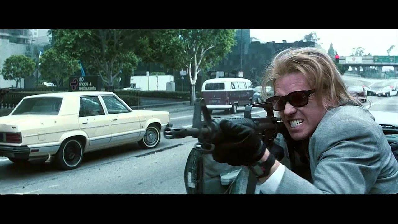 Car Chase Wallpaper Hd Street Shootout Heat Youtube