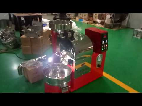 The order for Nigeria customer- 2KG GAS Coffee Roaster 2018