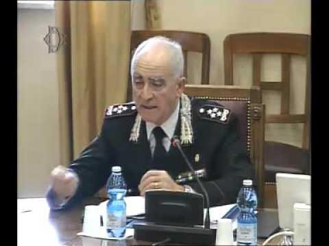 Roma - Seguito audizione Generale Del Sette (17.02.16)