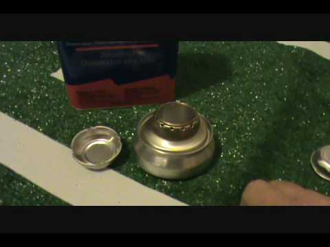 Cat Food Can Stove Vs Soda Can Stove