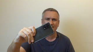 Телефон Cubot x30 с 6 камерами. 48МП основная, 32МП для селфи, широкий угол и макросъемка
