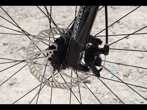 Как заменить дисковые тормозные колодки велосипеда