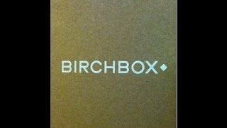 Birchbox Reveal: October 2013! Thumbnail