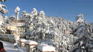 Snow Fall in Shimla 2013