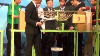 中學基建模型創作比賽2014~衛理中學決賽日