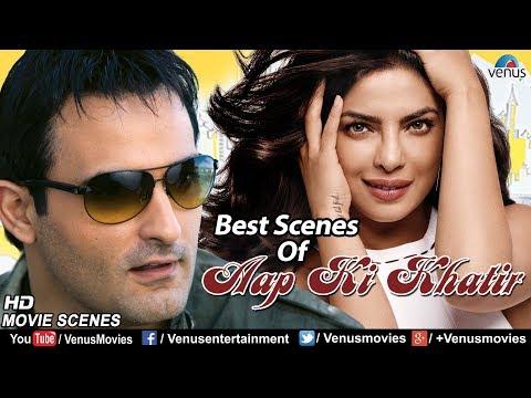 Best Scenes Of Aap Ki Khatir | Akshaye Khanna, Priyanka Chopra | Best Bollywood Romantic Scenes