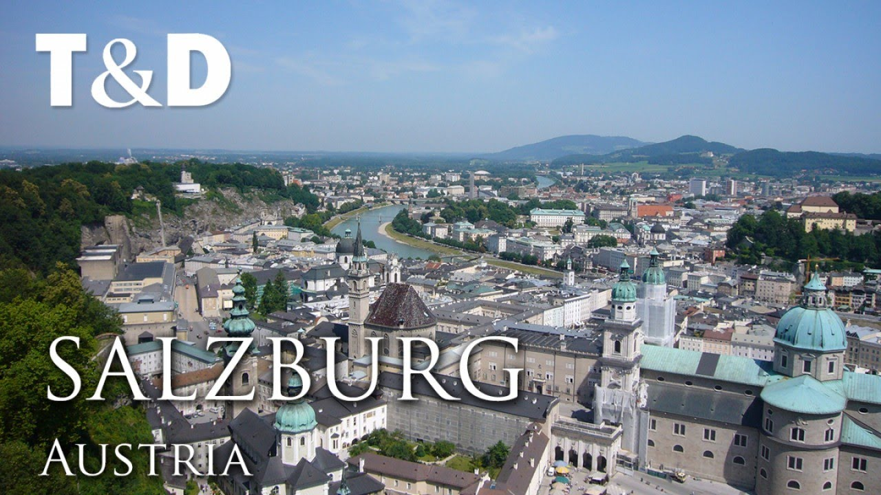 Salzburg City Guide - Austria Best City - Travel & Discover - YouTube