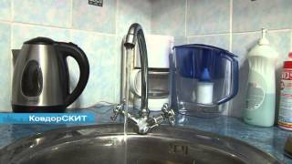 Где горячая вода?(Лето в Ковдоре -- пора испытаний. То часами приходится пропускать воду из крана, чтобы «тепленькая пошла»,..., 2012-06-29T05:41:03.000Z)