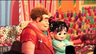 Game | Meet Wreck It Ralph and Vanellope in person at Disney s Hollywood Studios | Meet Wreck It Ralph and Vanellope in person at Disney s Hollywood Studios