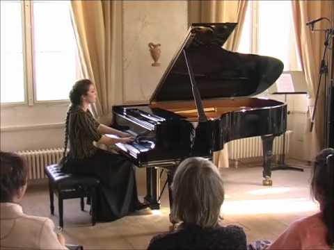 Johannes Brahms, Fantasies op.116 - Sofja Gülbadamova (piano)