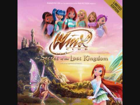 Winx Club Movie English Soundtrack - Enchantix