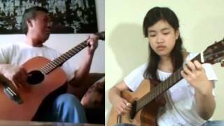 Phố Ðêm - Song Tấu Guitar