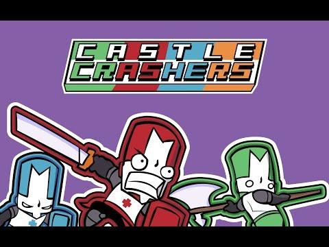 Castle Crashers: All 20 Bosses + Ending