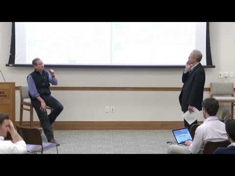 William Fisher, Copyright Spring 2013: Special Event 5, Free Culture