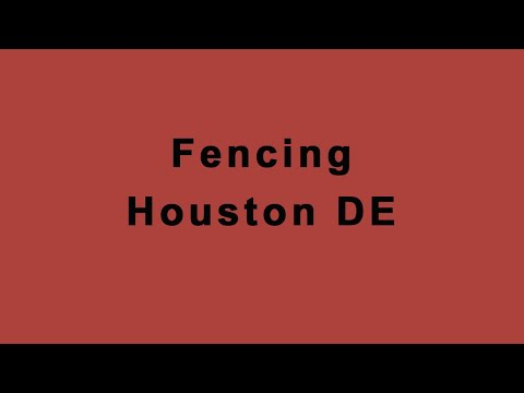 fencing-houston-de