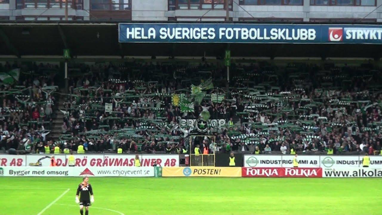 Hammarby Fotboll tecknar sponsoravtal med Folkia
