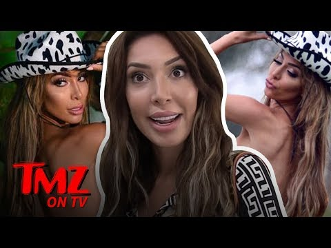 Farrah Abraham Bares Ass, Goes Topless For Nude Fashion Label Shoot   TMZ TV