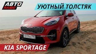 Обновлённый Kia Sportage 2018